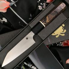 Schälmesser Obst- / Schälmesser Spyderco Itamae Petty K15GPBNBK 11.6cm