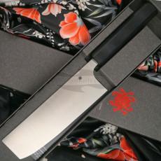 Japanilainen vihannesveitsi Nakiri Spyderco Wakiita K17GP 18.5cm