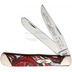 Складной нож Case Trapper Man in Black S9254MB 8.4см