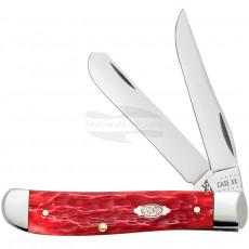Taschenmesser Case Mini Trapper Dark Red 31952 6cm
