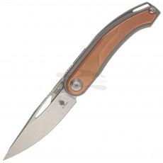 Kääntöveitsi Kizer Cutlery Apus Copper Orange Ki3554A2 7.7cm