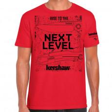 Kershaw T-paita Next Level Red
