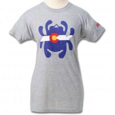 T-paita Spyderco Naisten Colorado SCTSWCO