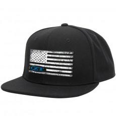 Бейсболка Zero Tolerance Flag Cap CAPZT201