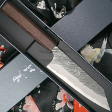 Cuchillo Japones Yu Kurosaki Bunka Fujin Super Aogami ZAF-165BU 16.5cm