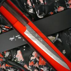 Японский кухонный нож Суджихики Yu Kurosaki Fujin Super Aogami ZAF-270SL 27см