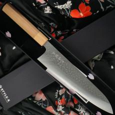 Gyuto Japanese kitchen knife Makoto Kurosaki STYLK-205 24cm