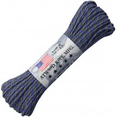 Paracord Artwood Rope Blue Line RG1236H