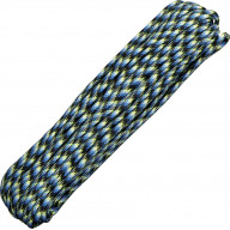 Paracord Artwood Rope Blue Snake RG008H
