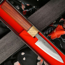 Japanisches Messer Tsutomu Kajiwara Petty TK-1111 9cm