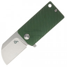 Folding knife Fox Knives Black Fox B.Key Green BF-750 OD 4.5cm