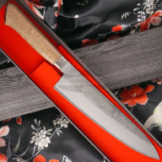 Японский кухонный нож Гьюто Ittetsu Tadafusa OEM Aogami 2 ISN-01 21см