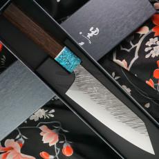 Japanese kitchen knife Yu Kurosaki Fujin R2 Bunka ZRF-165BU 16.5cm