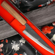Cuchillo Japones Ittetsu Garasuki Shirogami IW11838 18cm