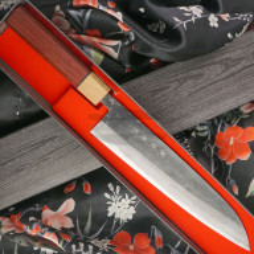 Gyuto Japanese kitchen knife Tsutomu Kajiwara TK-1124 24cm