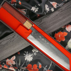 Japanilainen kokkiveitsi Kiritsuke Tsutomu Kajiwara TK-1126 24cm