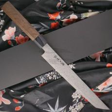 Sujihiki Japanese kitchen knife Ryusen Hamono Bonten Unryu Kengata BU-310 24cm
