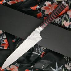 Gyuto Japanisches Messer Ryusen Hamono Houenryu Black and Red HE-202 21cm