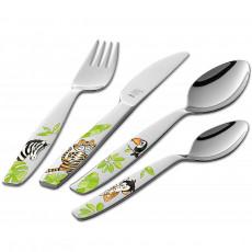 Zwilling J.A.Henckels Jungle Children Cutlery Set, 4 pieces 07135-210