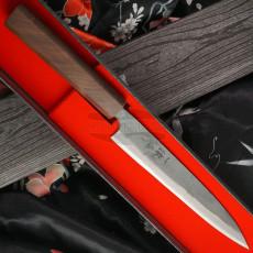 Petty Japanese kitchen knife Ittetsu Shirogami IW-11824 18cm