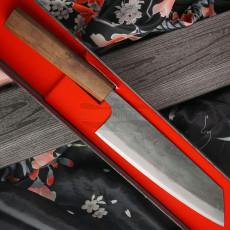 Bunka Japanese kitchen knife Ittetsu Shirogami IW-11835 18cm