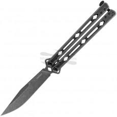 Балисонг (нож-бабочка) Kershaw Lucha Blackwash 5150BW 11.7см