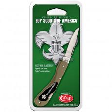 Navaja Case BSA® Mini Blackhorn® Olive Green 08033 5.7cm