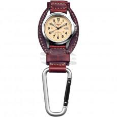 Часы Dakota кожаные, с карабином 3550
