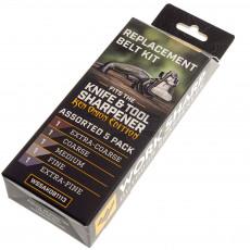 Darex (Work Sharp) Ken Onion Edition Blade Grinding Attachment Belt Kit 09DX023