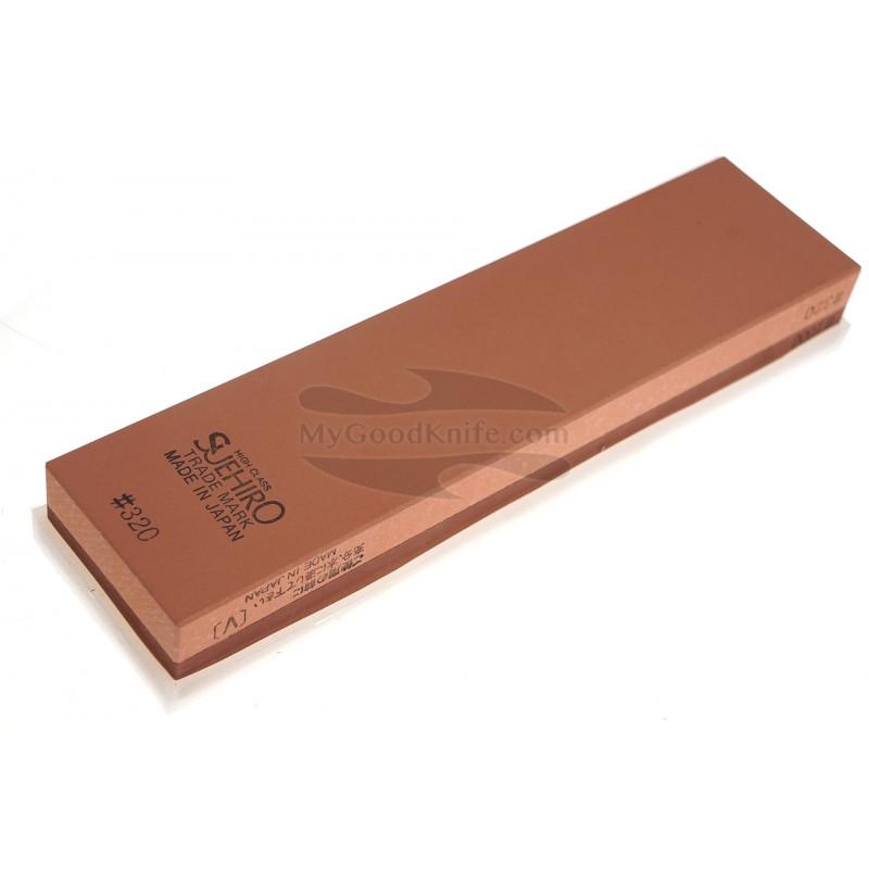Точильный камень для ножей Suehiro Водный, 320/1000 EKN821B - 1