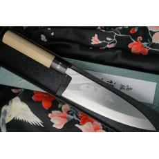 Japanilainen keittiöveitsi Deba Tojiro Aogami F-977 18cm