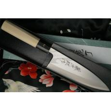 Cuchillo Japones Deba Tojiro Aogami F-976 16.5cm