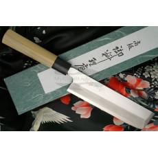 Cuchillo Japones Tojiro Shirogami Usuba F-919 18cm - 2