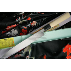 Yanagiba Japanese kitchen knife Sakai Takayuki Inox  04303 24cm - 2