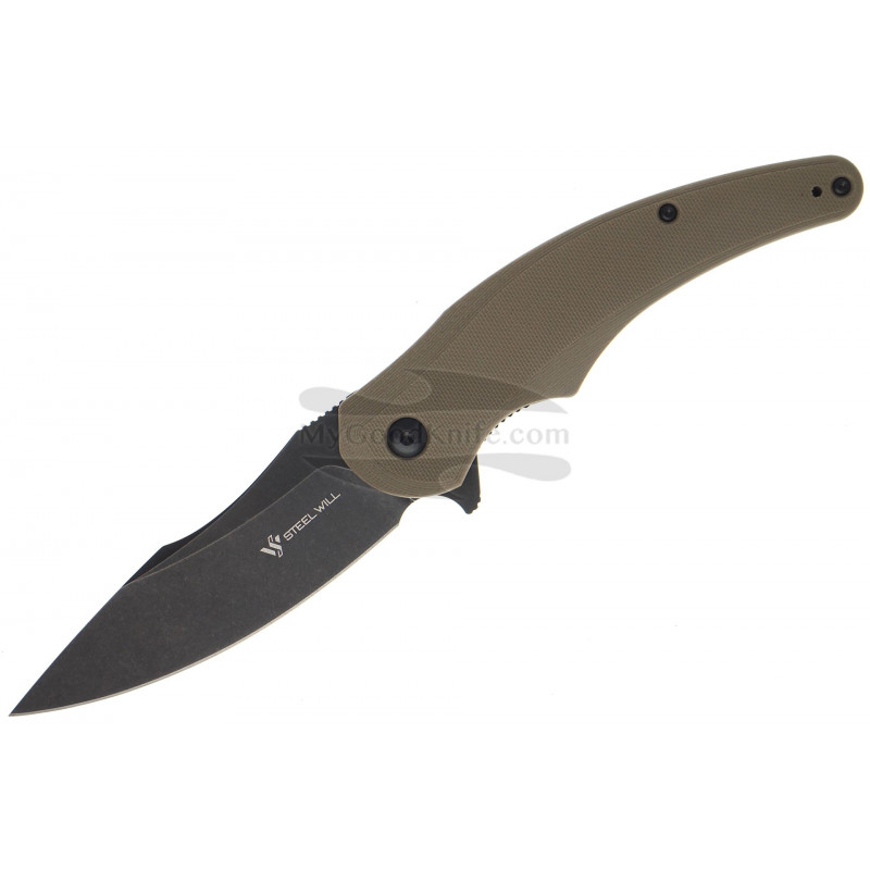 Folding knife Steel Will Arcturus Tan F55-06 9.5cm - 1