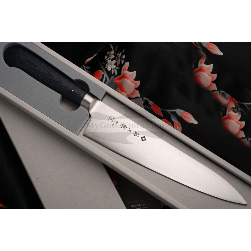 Gyuto Japanese kitchen knife Tojiro Home F-1303 20cm - 1