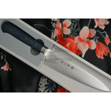 Японский кухонный нож Tojiro Home Utility F-1301 16см - 1