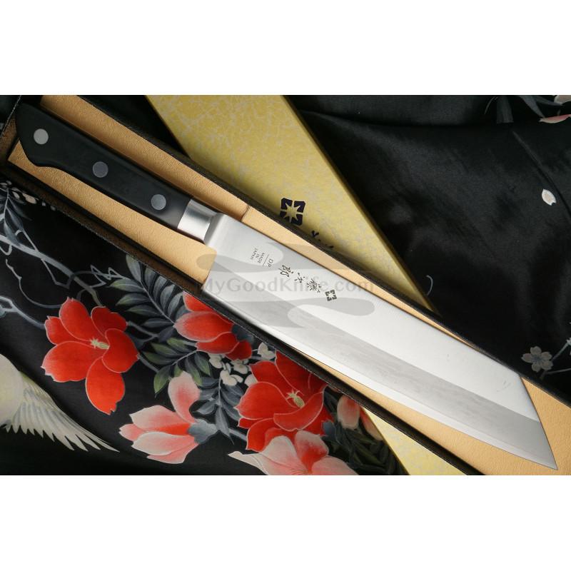 Японский кухонный нож Киритсуке Tojiro DP Cobalt Alloy VG10 F-796 21см - 1