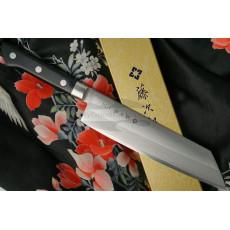 Японский кухонный нож Киритсуке Tojiro DP Cobalt Alloy VG10 F-796 21см - 2