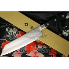 Японский кухонный нож Киритсуке Tojiro DP Cobalt Alloy VG10 F-796 21см - 3