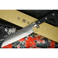 Japanese kitchen knife Tojiro DP Cobalt Alloy Bunka VG10 F-795 16cm - 3