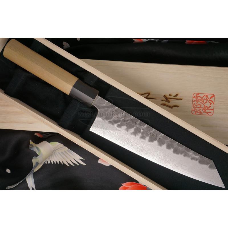 Kiritsuke Japanese kitchen knife Tojiro Handmade  J1 18cm - 1