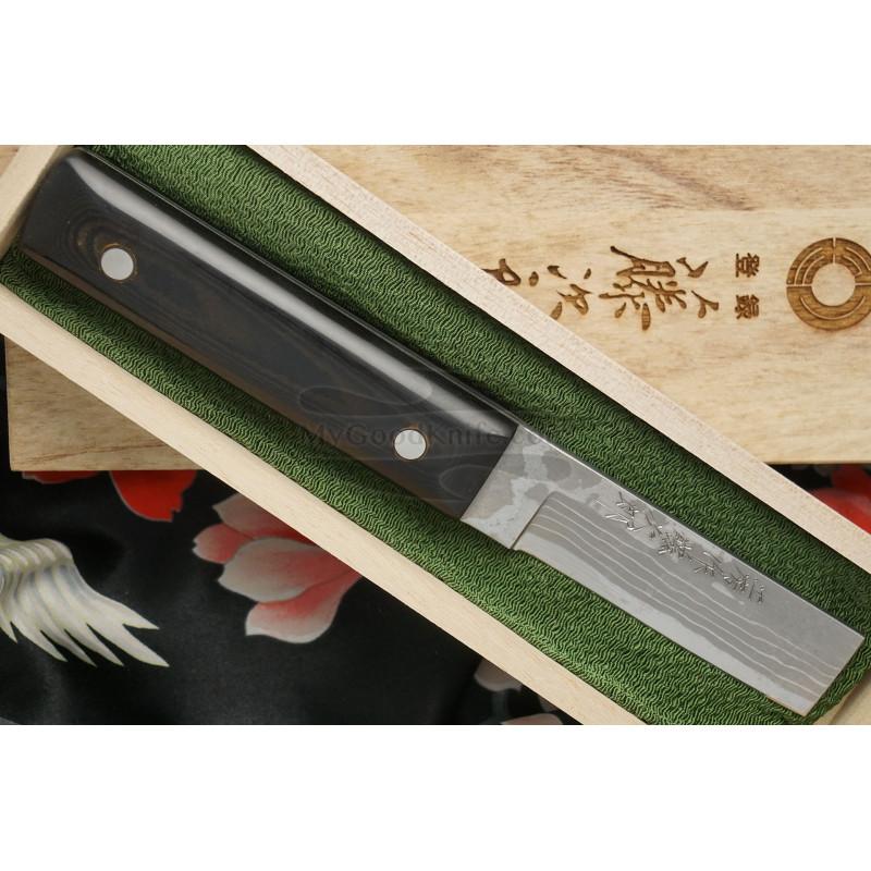 Puukko retkeilyyn ja metsästykseen Tojiro Kakuda Aogami HMHSD-003 8cm - 1