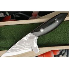 Cuchillo De Caza Tojiro Awashima Aogami HMHA-002D 6cm