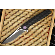 Navaja We Knife Black  604O 9.7cm