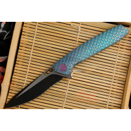 Navaja We Knife Blue 604H 9.7cm