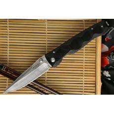Folding knife Mcusta Tactility Damascus MC-0121D 9.4cm