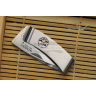 Folding knife Mcusta Kikyo Money Clip MC-0082 5cm