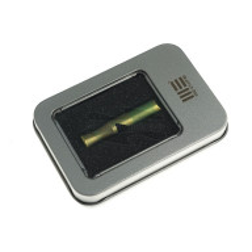 We Knife Titanium Whistle vihreä A-05C - 2