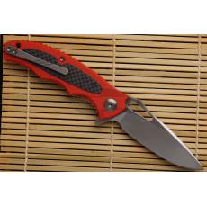 Folding knife CIVIVI Shard Red C806D 7.5cm - 2